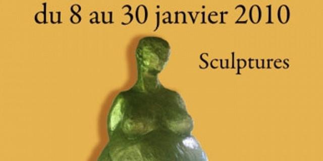 Claudine Parra - AFFICHE EXPOSITION 21644