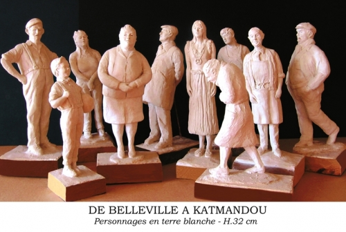 Claudine Parra - De belleville à Katmandou 26183