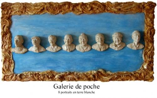 Claudine Parra - Galerie de poche 26178