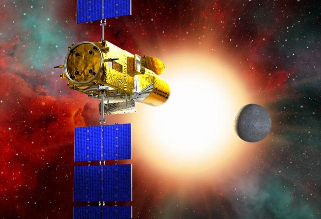 David Ducros - Corot, le satellite chasseur d'exoplanètes 56303