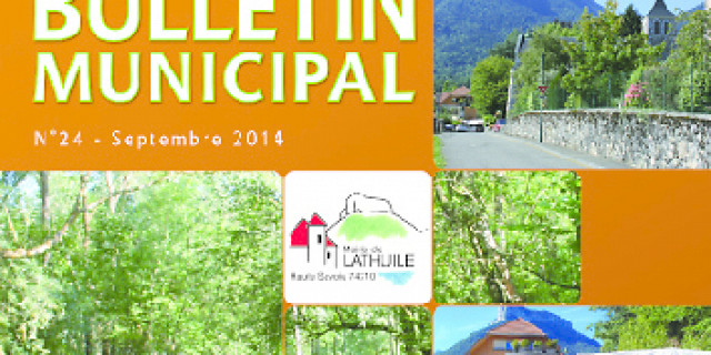 Gilles Hamchart Communication - bulletin municipal 57872