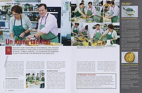 Gilles Kaminski - Cours de cuisine 14516