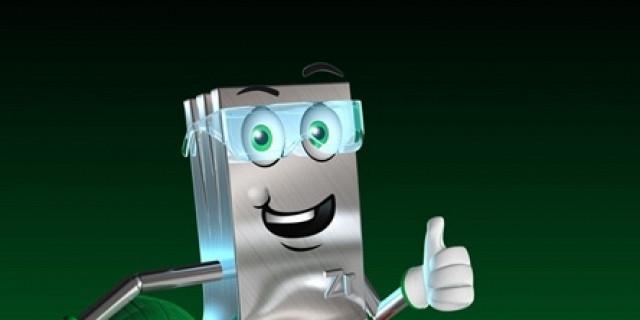 ID3D Animation 3D - Mascotte : Monsieur Bloc 12988