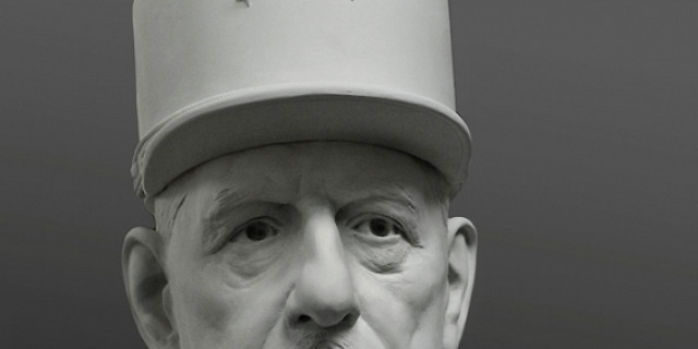 Laurent Mallamaci - Portrait Général De Gaulle 62834