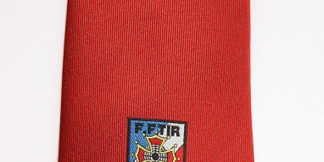 LEVET COMMUNICATION - cravate logotée 42258