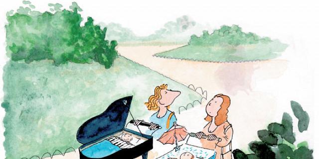 Philippe Cruyt - Cartoon theme musique 43236
