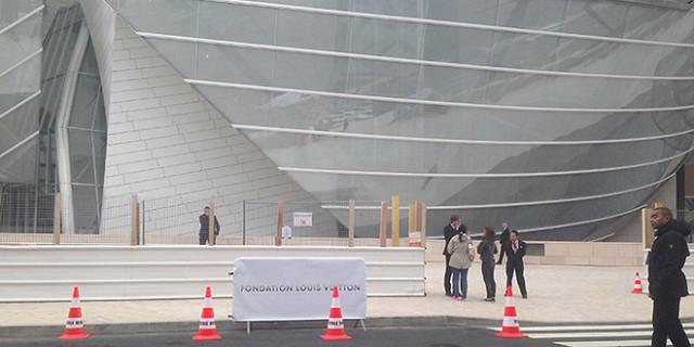 Totale Régie - Inauguration Fondation Louis Vuitton 58862