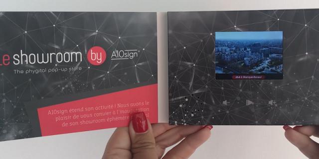 A10sign - Invitation vidéo 76699