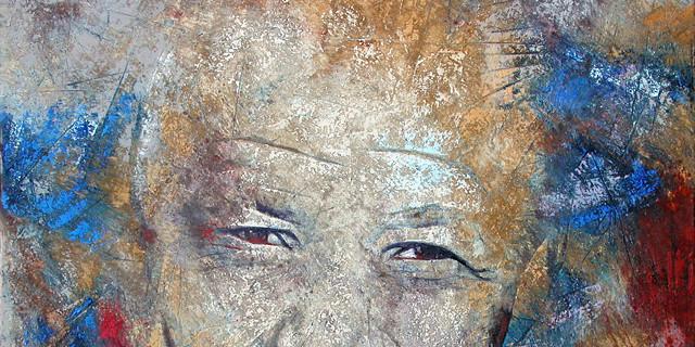 Alain Baras - Nelson Mandala II 80353