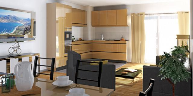 Alain Baras - appartement B 21 Le Touquet 80575