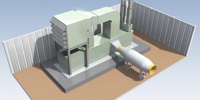 Alain Baras - turbine gaz 67818