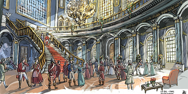 Amaury Esteban - Salle de Bal 1800 83916