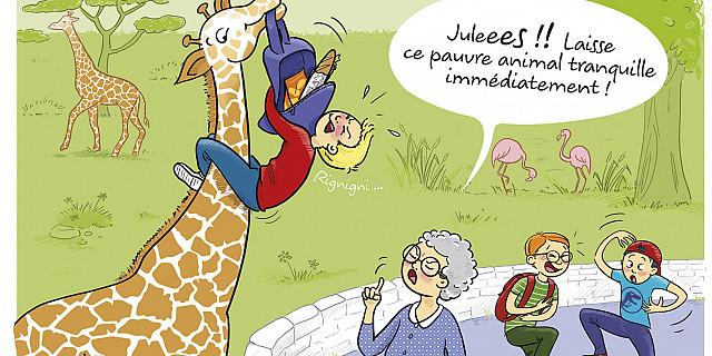 Amiet Création - Illustration jeunesse-Jules 80256
