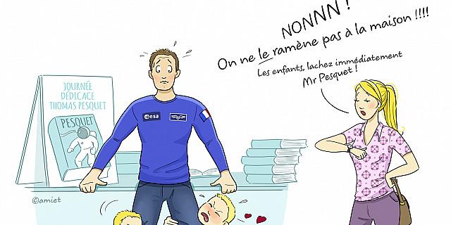 Amiet Création - Thomas Pesquet 81349