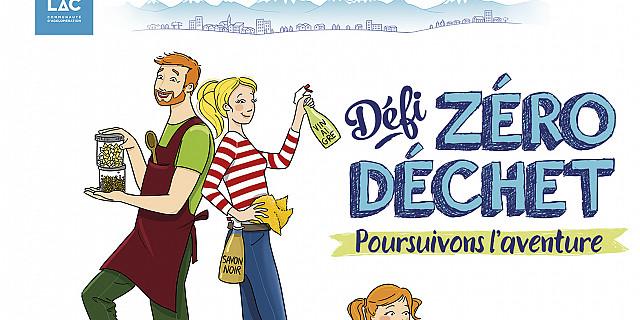 Amiet Création - Campagne ''Défi 0 déchet'' pour LE Grand Lac 82793