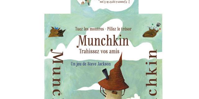 Aurélie Froger - Revisite du jeux de société Muchkin 79798
