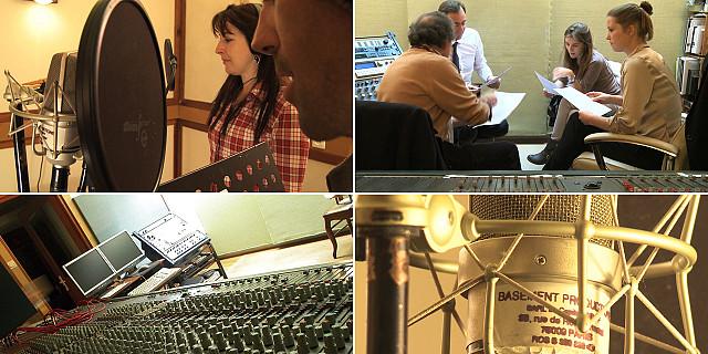 Basement productions  - Un aperçu des studios Basement 70738