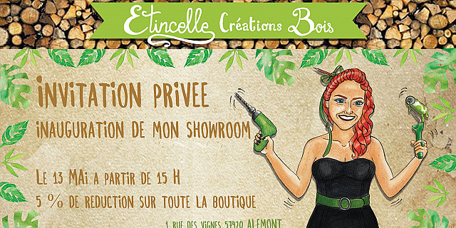 Christelle Histe - Inauguration de showroom 74273