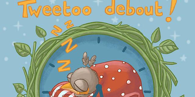 Christelle Histe - ''Tweetoo debout'' album jeunesse 86218