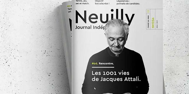 Cithéa Communication - Neuilly Journal Indépendant depuis 1888 82484