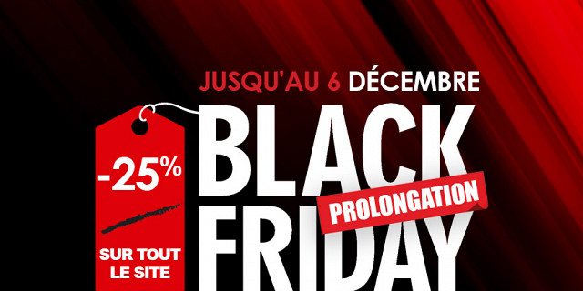 Edimeta - Le Black Friday joue les prolongations ! 85755