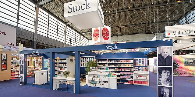 Groupe ByGALIS - Stock - Salon du Livre 69728