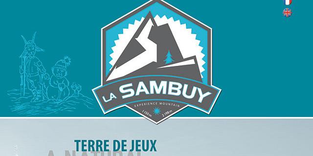 Gilles Hamchart Communication - brochure hiver La Sambuy 82748