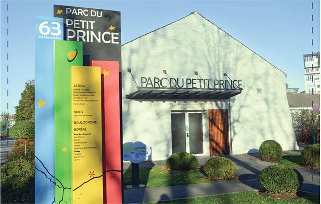 Hippodrome de Marcq-en-Baroeul - Salle de l'aviateur Parc du petit Prince 81693