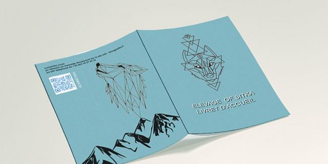 HOPA FACTORY - Conception Brochure Livret d'accueil 85000