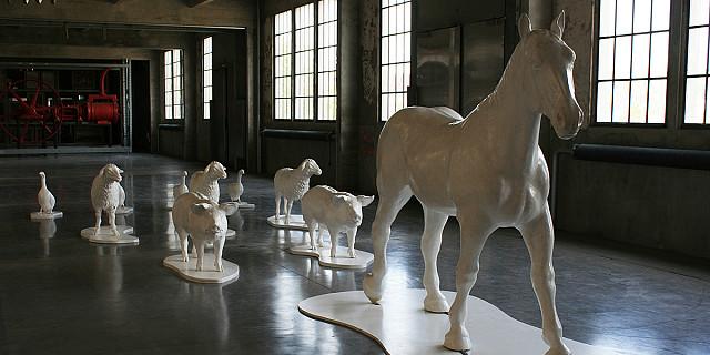 Julien Barthélemy - Exposition permanente 84810