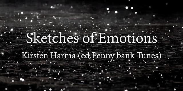 Kirsten Harma - Album - Sketches of Emotions 66124