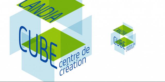 KISSAGRAM Design - Création du logotype Candia Cube 71123
