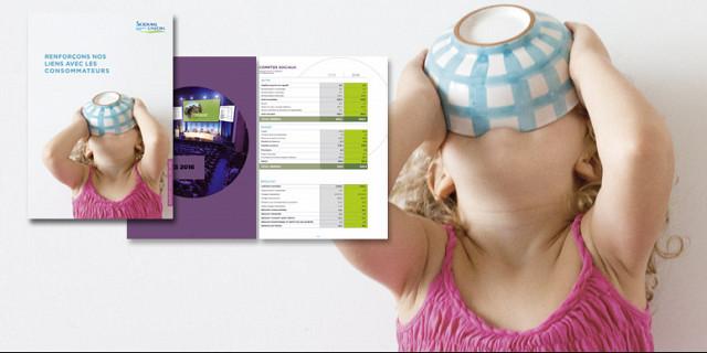 KISSAGRAM Design - Rapport annuel 72302