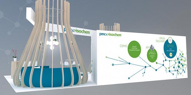 KISSAGRAM Design - Stand PMC ISOCHEM 77048