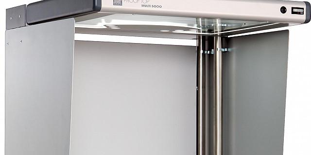 Konica Minolta Sensing Europe B.V. - Cabine de lumière proofTop Multi 5000 76258