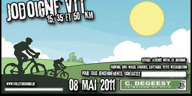Le Coin de Fred - Affiche evenement Vtt club de volley 1 81926