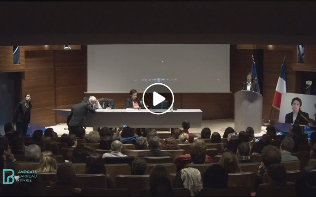 Live Multicam - Conférence exceptionnelle de Shririn Ebadi 79607
