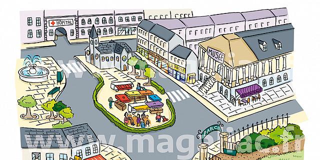 Magali AC illustration - édition pédagogie manuel scolaire illustrateur Angers 80759