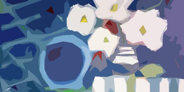 Marin Joubaire - Fleur blanche 81570