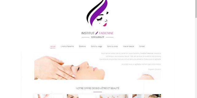 Mobiloweb - Institut de Beauté Fabienne 74209