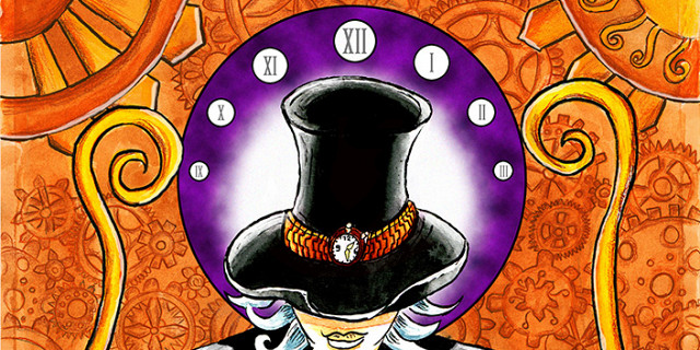 Nathyfantasy - Couverture Maître du Temps 85326