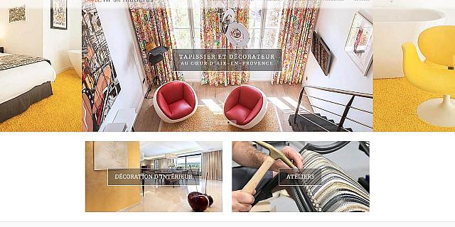 Netenvie - Design de site web sur mesure à Marseille 81840