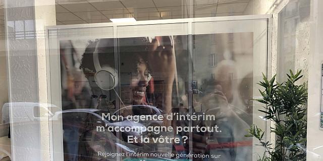 PANO Marseille 12ème - ADHÉSIF MICROPERFORÉ 77565