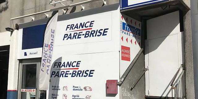 PANO Marseille 12ème - FABRICATION ET POSE FAÇADE FRANCE PARE-BRISE 77569