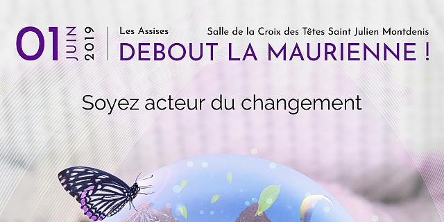 Pixilie - Création d'une affiche debout la Maurienne 80151
