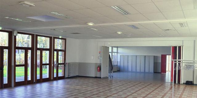 Salle de l'Aviateur Parc du Petit Prince -  81695