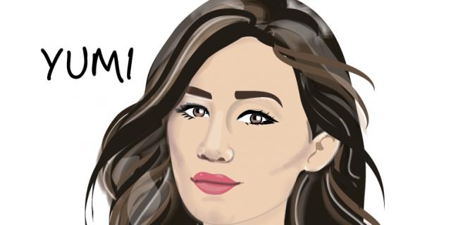 Séverine Exer - Portrait avatar d une jeune  femme Yumi (youtubeuse) 77624