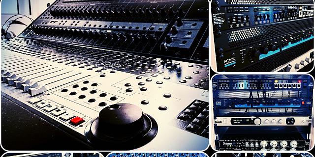 Studio H2 - Régie 84015