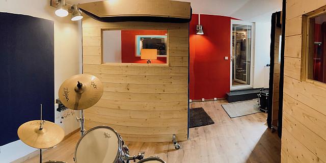 Studio H2 - Salle de prise 84020