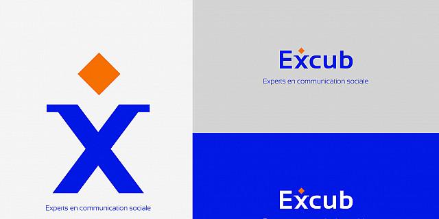Studio NORDSUD Création - Création du logo de la société Excub 75978